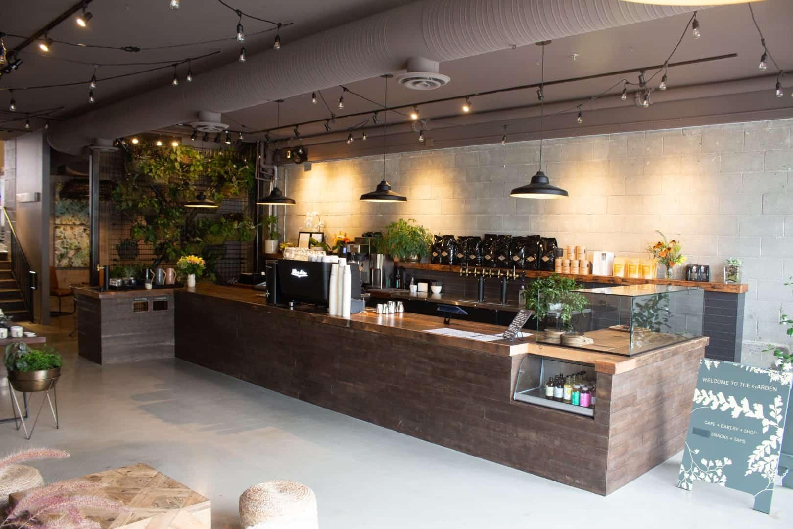 The Garden Strathcona Cafe