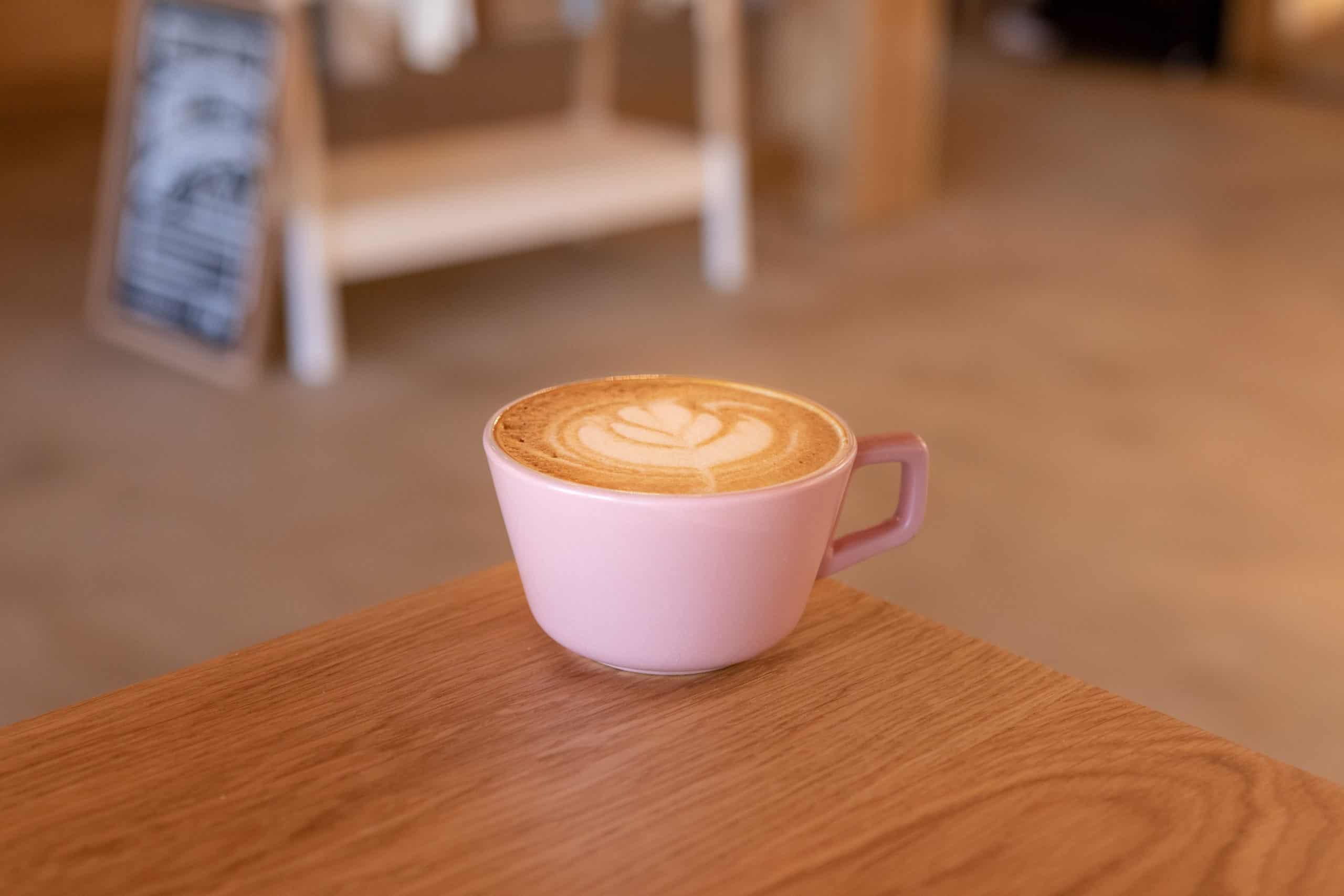 Coffee at United Strangers Coffee